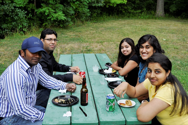 Department Picnic 2012 4