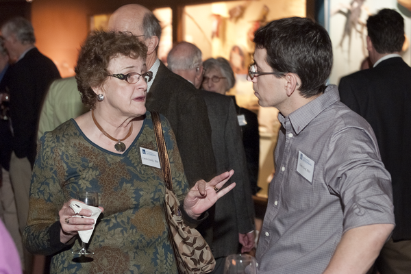 Hopfer Symposium Reception 1