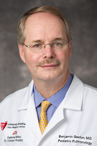 Benjamin M Gaston, MD