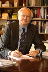 Christopher M Dobson, FRS